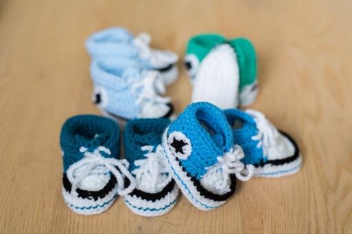 Babychucks - 11 € (Minni Schuhschachtel + 1€)